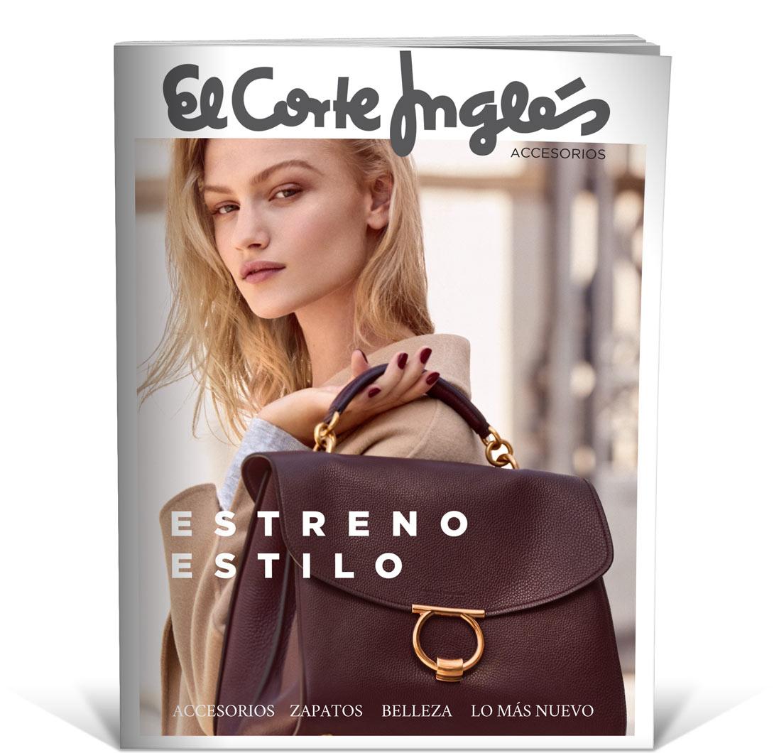 Catálogos - Accesorios · El Corte Inglés 217c2d625dd