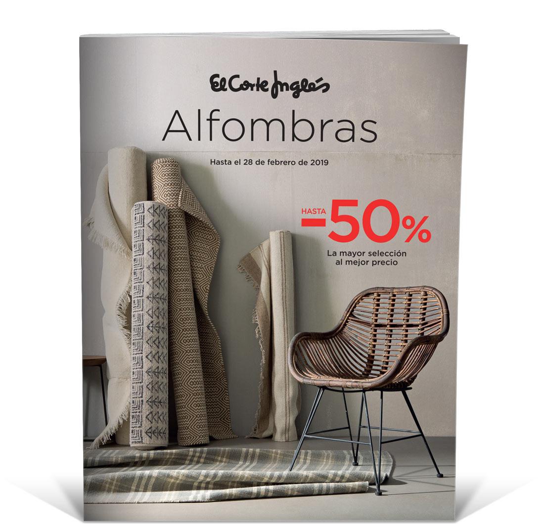 Catálogos Alfombras El Corte Inglés